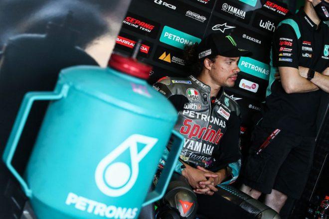 モルビデリ、第9戦オランダGPを欠場。トレーニングで左膝に怪我/MotoGP