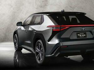 トヨタのピュアEV「bZ4X」北米でコンセプトモデル発表 販売開始は2022年
