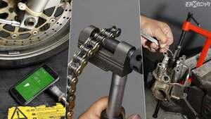 サンデーメカニックにおすすめしたい、国内老舗工具メーカーKTCのバイク向け工具×3選