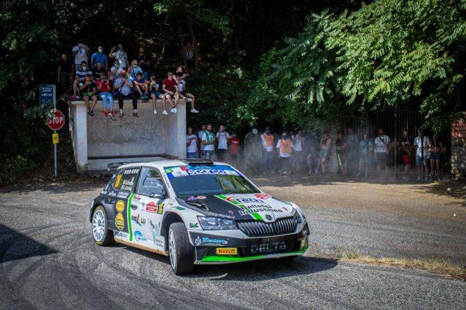 ERC第3戦は地元イタリア勢対決を制した元2冠王者、ジャンドメニコ・バッソが勝利