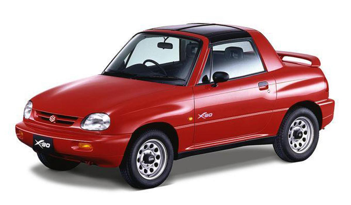 当時は「イロモノ感」も時代が追いついた! じわり中古人気上昇中の小型モデル6台