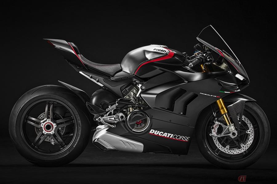 MotoGPマシンから派生した公道モデルに新バージョン ドゥカティ「パニガーレV4 SP」登場