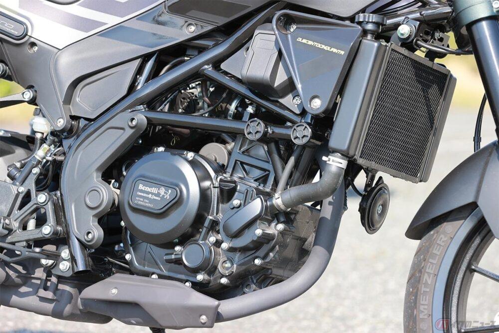 ベネリ「レオンチーノ250」 柔軟にして従順な、単気筒オールラウンダー