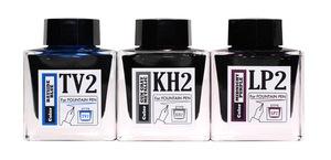【GT-Rのボディカラーをイメージ】万年筆用インク「名車インクコレクション」を発売。第1弾はガングレーメタリックなど3色|ワキプリントピア|
