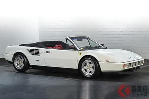 400万円で始める泥沼フェラーリ生活! オープン4座モデルの魅力と購入の注意点