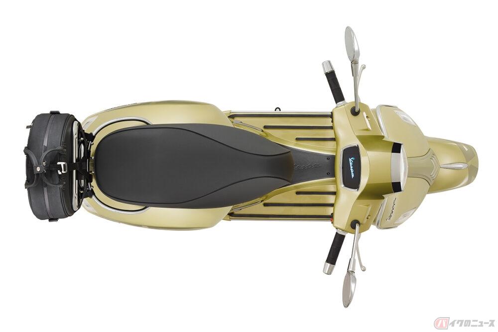 イタリアの老舗スクーターブランド「ベスパ」は生誕75周年 特別仕様車2機種の国内受注開始