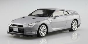 アオシマのプリペイントモデルシリーズ最新作「ニッサン R35 GT-R '14」3種が11月に発売!