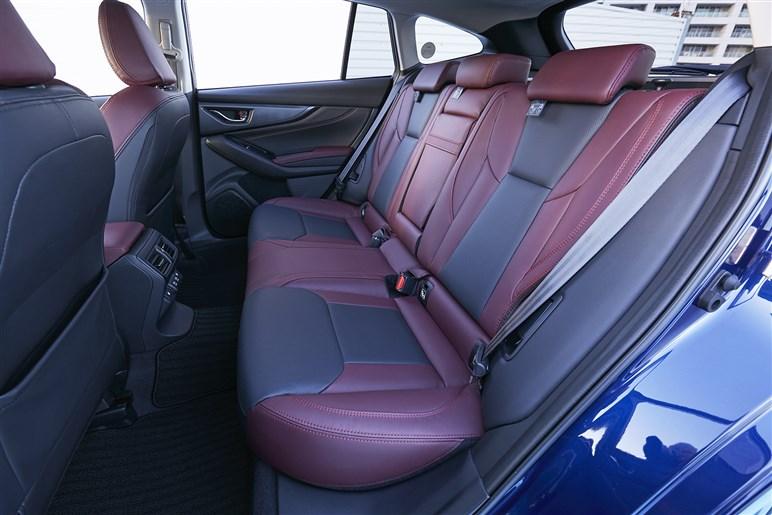 新型レヴォーグ STIスポーツEX試乗 間違いなく「買い」のステーションワゴンだが難点はデザイン