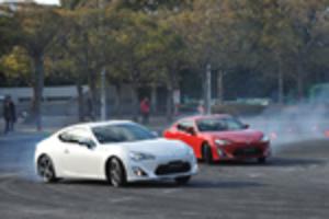 トヨタのFRスポーツが復活!86発表イベント