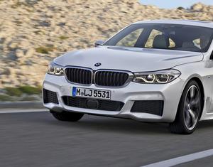 BMW 5シリーズ・6シリーズ グランツーリスモにディーゼルエンジン搭載モデル追加