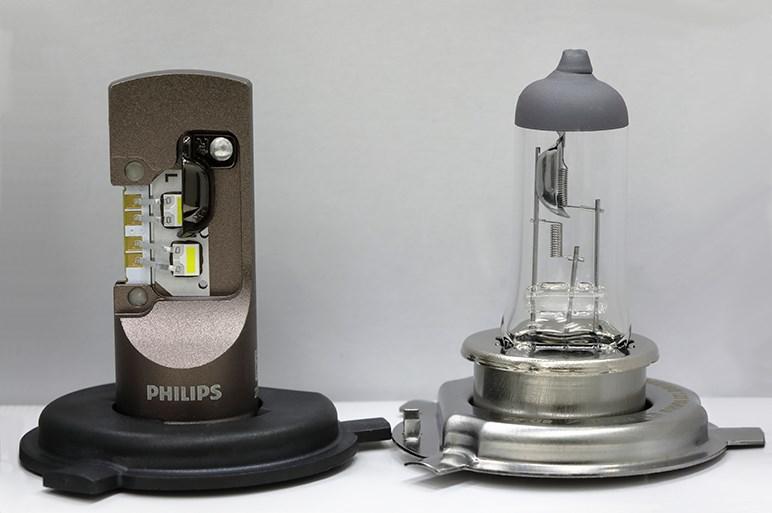 ハロゲンからLEDへの交換を検討している人に見て欲しい フィリップスの「Ultinon Pro」は何が違うのか?