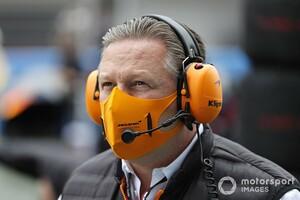 マクラーレンF1チームのCEO、ザク・ブラウンがGT4レースにドライバーとして参戦。570Sをドライブ