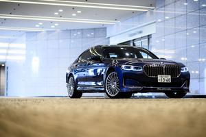 "BMWでは得られない""最高峰""の世界とは? アルピナB7試乗記"