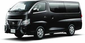 日産、「NV350キャラバン」マイナーチェンジ 内外装を刷新 ガソリン車は「キャラバン」に車名変更
