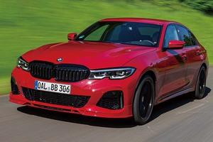 【海外試乗】「BMW アルピナ B3」ブッフローエが満を持して放つ最新ミドル