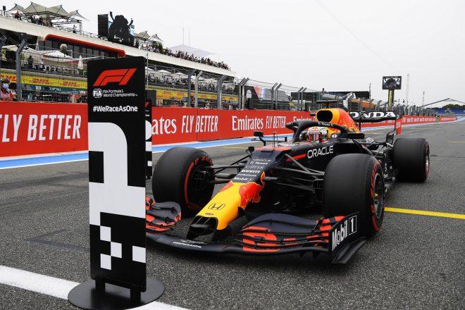 ホンダが今季2度目のポール、3列目までに3台「パーマネントコースでの予選最速は大きな励みになる」と田辺TD/F1第7戦