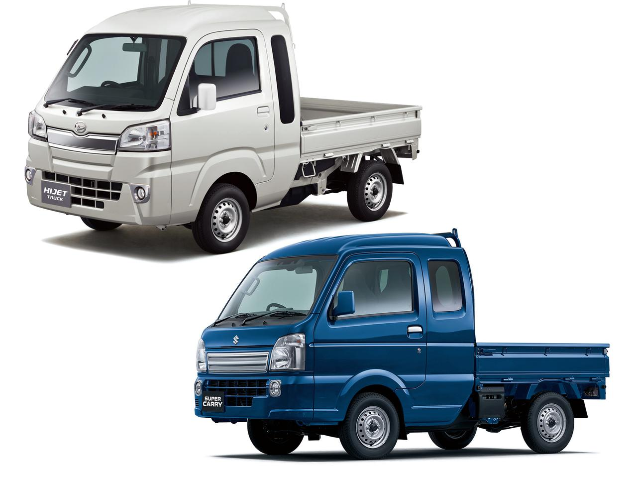 スズキとダイハツが「CJP」プロジェクトに参画。軽自動車の商用車事業でCASE普及などを目指す
