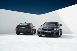 BMW アルピナ D3 S発表! アルピナ初の48Vマイルドハイブリッド採用モデル