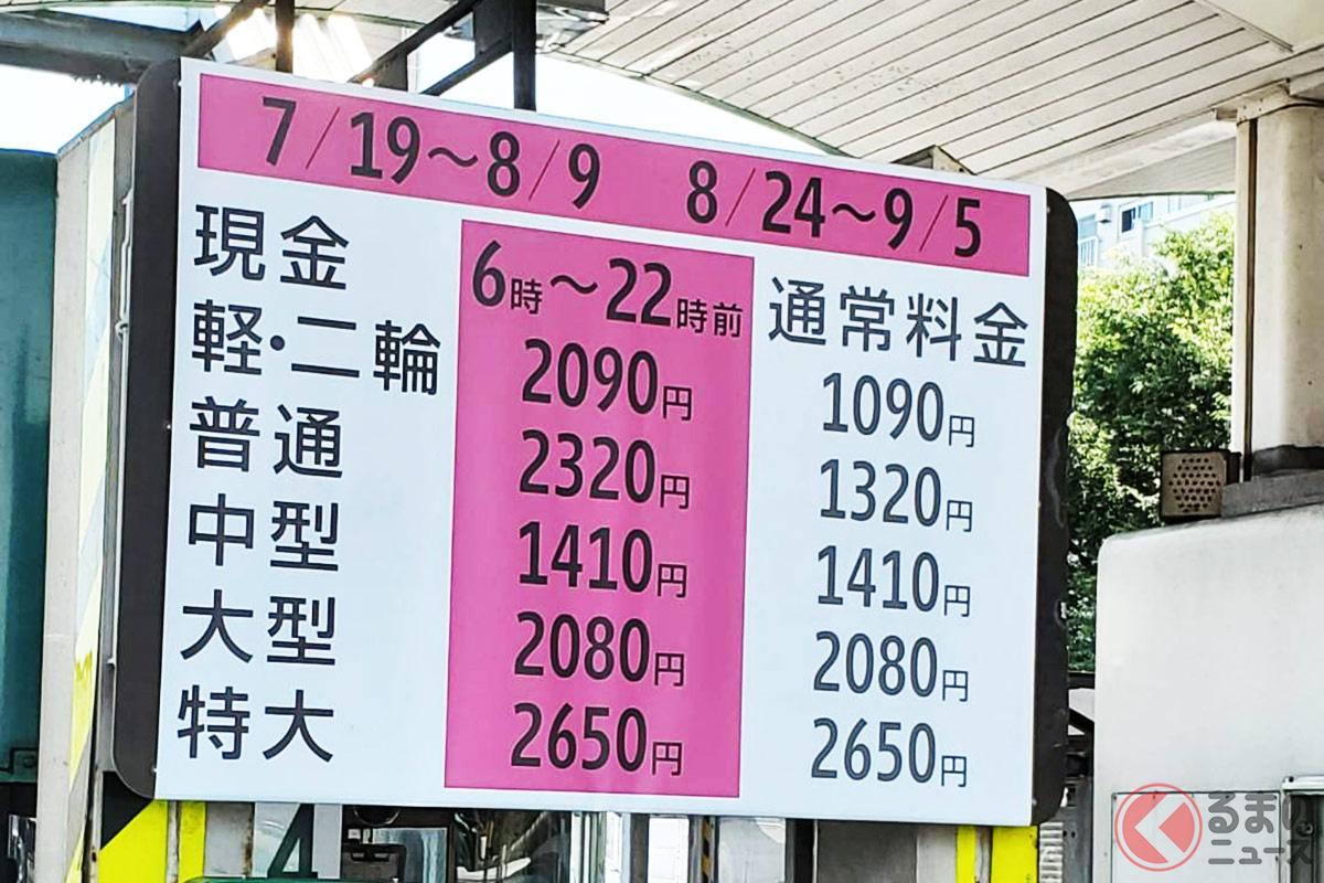 東京五輪まで1ヶ月! 首都高「1000円上乗せ」なぜ? 賛否あるが効果は絶大 実施の期間や区間、車種は?