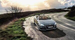 アウディジャパン、今年生産終了する「TTロードスター」の限定車「ファイナル・エディション」発売