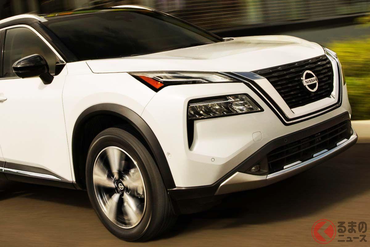 北米で発売された新型SUV日産「ローグ」 その足元を支える驚きの新技術とは