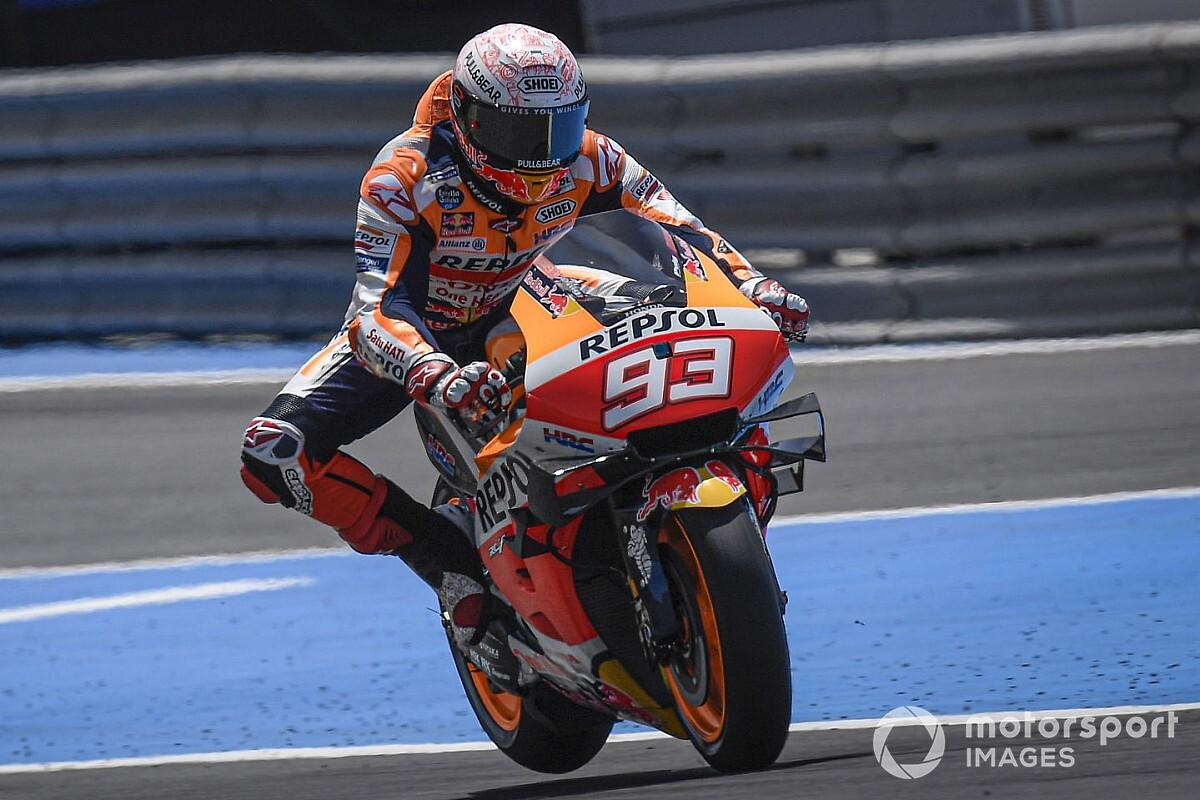 【MotoGP】500cc王者クリビーレ、同郷マルケスの『即・復・活』を予想「2日目には先頭に居る」