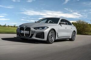 新型BMW4シリーズ グランクーペを価格もガチンコのライバル、アウディA5と比べてみた
