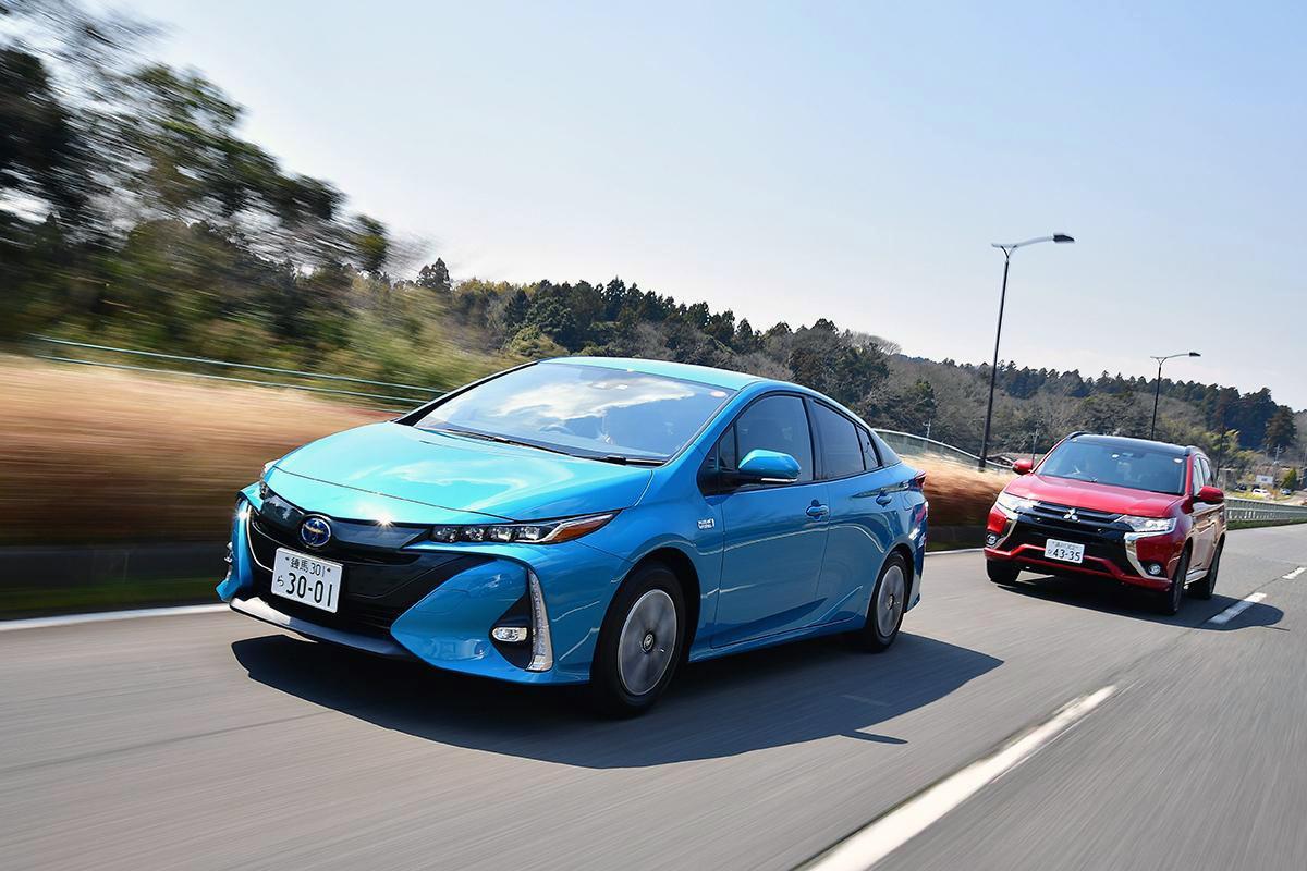 急速充電は要る? EVモードの航続距離は? いま注目のプラグインハイブリッドの選び方
