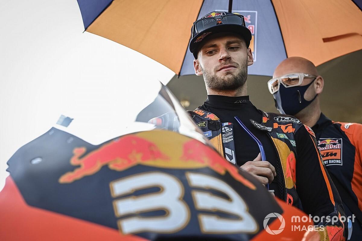 【MotoGP】2020年最優秀新人賞のブラッド・ビンダー「転倒4回なのに正直びっくりした!」今季はチェコGPでKTM初優勝も達成