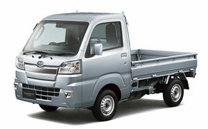 ダイハツからOEM供給を受けるSUBARUサンバートラック/バンが一部改良を敢行。燃費基準はWLTCモードに対応