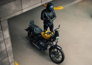 350ccでも大満足!新設計エンジンを積んだロイヤルエンフィールドのクルーザー「メテオ350」