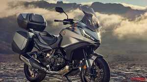 ホンダ新型「NT1100」正式発表!! アフリカツインの心臓と骨格を持つ旅バイク
