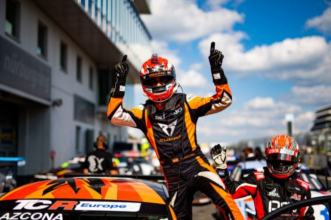 "TCRヨーロッパ第5戦はアズコナが今季2度目の""クリーンスイープ""達成。自身2度目の戴冠へ一直線"