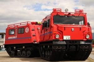まるで装甲車! 大阪市消防局の新装備「大型水陸両用車」本格運用へ向け愛称を募集