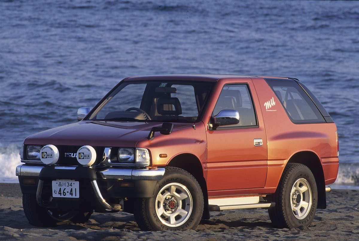 30年前の「SUV」じゃない「RV」ブーム! 王道以外のイケてる「個性派」ヨンク7選
