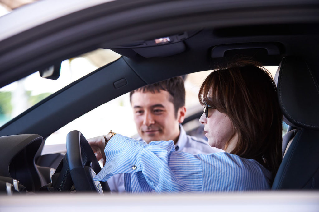 アウディ、日本初の女性向けイベント「Audi women's driving experience」を開催