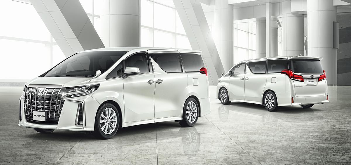トヨタ・アルファード&ヴェルファイアが一部改良! 装備充実で利便性や機能性アップ