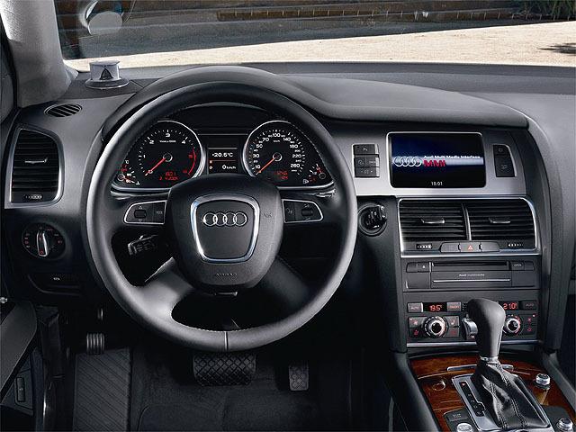 アウディ Q7 新型・現行モデル