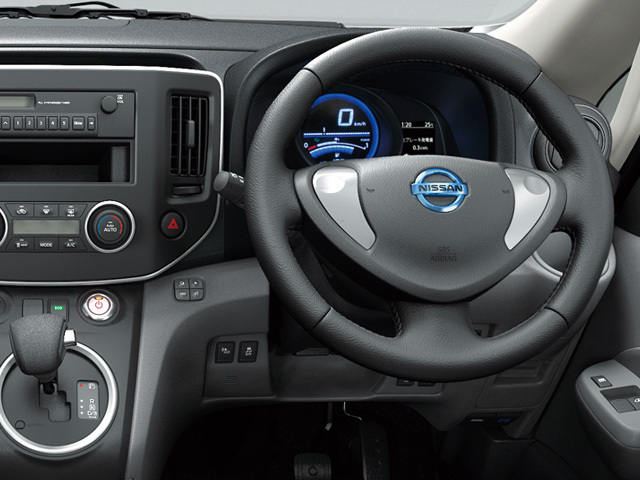 日産 e-NV200バン 新型・現行モデル