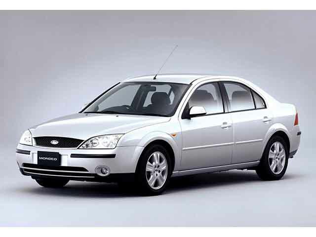 フォード モンデオ 2001年4月〜モデル