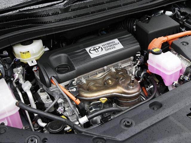 トヨタ SAI 2009年12月〜モデル