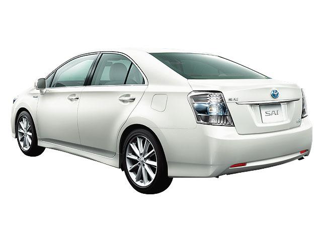 トヨタ SAI 新型・現行モデル