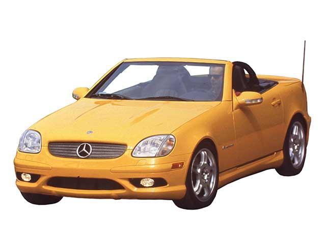AMG SLKクラス 新型・現行モデル