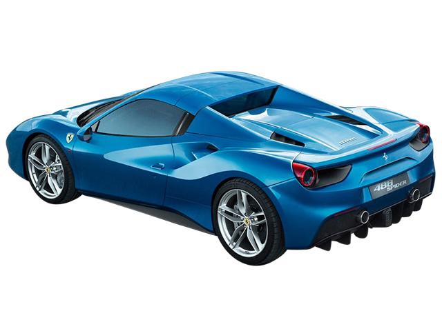 フェラーリ 488スパイダー 新型・現行モデル