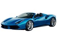 フェラーリ 488スパイダー 2015年10月〜モデルのカタログ画像
