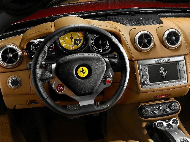 フェラーリ カリフォルニア 新型・現行モデル