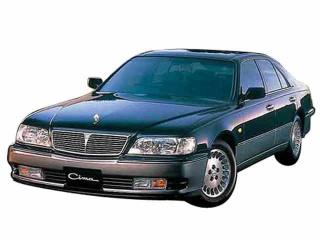 日産 シーマ 1998年9月〜モデル