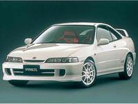 ホンダ インテグラタイプR 1999年7月〜モデルのカタログ画像