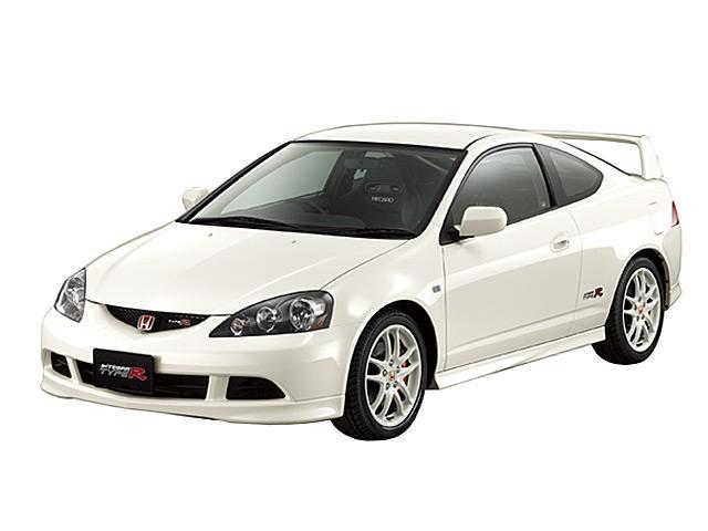 ホンダ インテグラタイプR 2004年9月〜モデル