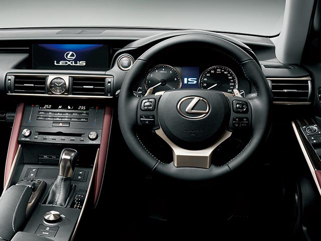 レクサス IS 新型・現行モデル